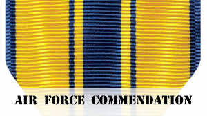 Awards And Decorations Air Force by Air Force Commendation Medal Youtube
