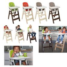 oxo tot sprout highchair taupe walnut urbanbaby