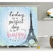 Paris Eiffel Tower Bathroom Accessories by Paris Bathroom Products