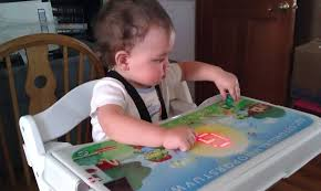 100 Frog High Chair Leap Interactive Review Giveaway Blogorama