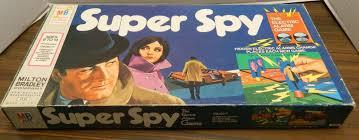 Box For Super Spy