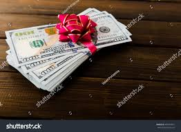 New 100 Us Dollars 2013 Edition Stock Shutterstock