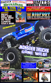 No Limits Monster Trucks & Night Of Destruction February 17th ... Denny Menholt Ford New Used Dealer In Butte Mt Semi Trucks By Owner Billings Mt Gmc 3500 In For Sale On Buyllsearch 1978 F150 For Classiccarscom Cc982968 Index Of Imagestruckskenworth1949 Beforehauler Lithia Chrysler Jeep Dodge Dealership Cars Still Brum Archie Cochrane Dealership 59102 2017 Gmc Sierra 1500 And Hyundai 2004 Kenworth W900b Billings Truck