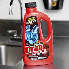 Drano For Kitchen Sink by Sc Johnson Drano Max Gel Clog Remover 32 Oz
