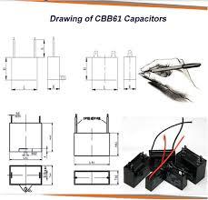 Cbb61 Ceiling Fan Capacitor by Cbb61 Fan Capacitor Wiring Diagram