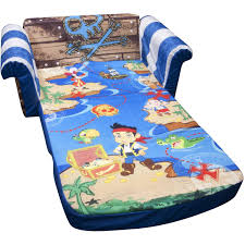 Mickey Mouse Flip Open Sofa by Marshmallow Fun Furniture Flip Open Sofa With Slumber Attachment