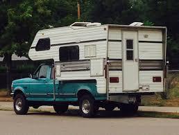 100 Pickup Truck Camper Camper On Old Ford Camper Camper