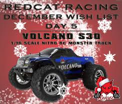 December Wish List Day 5 - Redcat Racing Volcano S30 1/10 Scale ... Redcat Racing Volcano Epx Volcanoep94111rb24 Rc Car Truck Pro 110 Scale Brushless Electric With 24ghz Portfolio Theory11 Rtr 4wd Monster Rd Truggy Big Size 112 Off Road Products Volcano Scale Electric Monster Truck Race Silver The Sealed Bearing Kit Redcat Lego City Explorers Exploration 60121 1500
