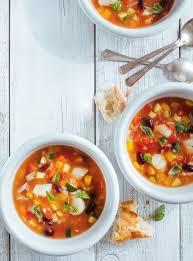 fenouil cuisiner soupe de poisson et de fenouil ricardo