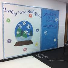 Kindergarten Winter Door Decorations by 141 Best Bulletin Boards Winter Images On Pinterest Classroom