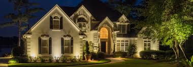 Outdoor and Landscape Lighting in the North Houston Area
