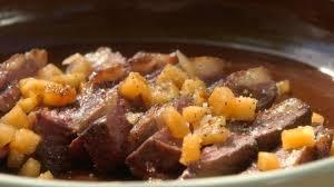 mytf1 recette cuisine recette de magret au barbecue et melon petits plats en equilibre