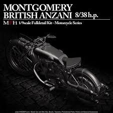 1:9 Montgomery British Anzani Motorcycle - Full Detail Multi Media ...