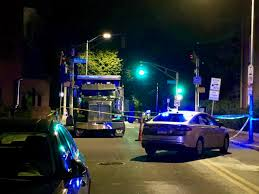 Woman Hit And Killed By Dump Truck - NECN