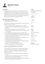 Architect Resume & Writing Guide   + 12 Samples   PDF   2019