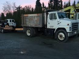 100 5 Yard Dump Truck Service In Mount Vernon Washington