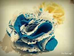 Paper Fan Flower Tutorial DIY Handmade