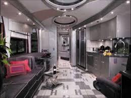 Modern Camper Interiors Rv Interior Ideas Hunters Youtube Wall