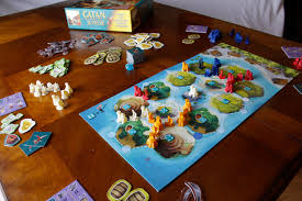 Catan Junior Brings Serious Board Game Strategy To Tots