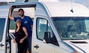 DIY Sprinter Van Conversion Tour By Ryan Becky