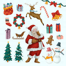 Christmas Toy Vector Images Illustrations Vector Graphics
