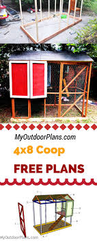 34 Best Images About Free Chicken Coop Plans On Pinterest | A ... T200 Chicken Coop Tractor Plans Free How Diy Backyard Ideas Design And L102 Coop Plans Free To Build A Chicken Large Planshow 10 Hens 13 Designs For Keeping 4 6 Chickens Runs Coops Yards And Farming Diy Best Made Pinterest Home Garden News S101 Small Pictures With Should I Paint Inside