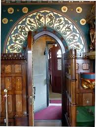 the winter smoking room cardiff castle cardiff south wales by
