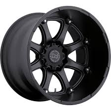 Black Rhino Glamis Wheels | Multi-Spoke Painted Truck Wheels ...