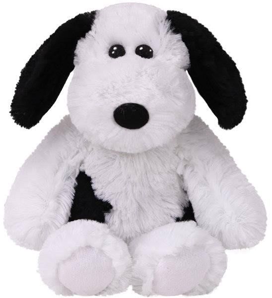 Ty Beanie Babies Attic Muggy The Dog Plush Toy