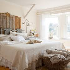 Vintage Pieces Work Well In A Modern Rustic Bedroom