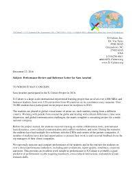 Re mendation letter for Sara Anselmi