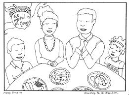Thanksgiving Pilgrim Hat Coloring Pages Girl Free Printable Sheets Kindergarten Kids Line Drawing Full Size
