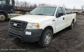 2007 Ford F150 Pickup Truck   Item DB7233   Wednesday Februa... 2007 Used Ford Explorer 4wd 4dr V6 Eddie Bauer At Rahway Auto F150 Supercrew 139 Fx4 The Internet Car 2wd Fx2 Best Choice Motors Lariat For Sale In Sacramento Ca Stock F112 Golden Evergreen Super Duty F450 Drw Xl Country Commercial Saleen S331 Sport Truck Based On Side Studio Stx Supercab 4dr Carkeys Serving New Test Drive Work Charleston Videos South Carolina Trac F250 Crew Cab