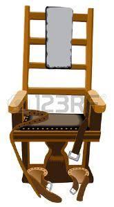 chaise lectrique chaise électrique banque d images vecteurs et illustrations libres