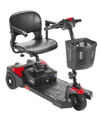 Hoveround Power Chair Batteries by Spitfire Scout 3 Wheel Travel Scooter