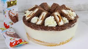 kinder maxi king torte cook bakery