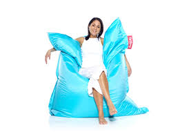 Colorful Beanbags Design Ideas For Outdoor And Indoor Furniture By Fatboy Turquoise