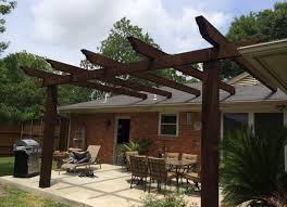 Pergola : Pergola Roof Ideas Enchanting Wood Patio Roof Designs ... Canvas Patio Shade Covers Jen Joes Design Build A Roof Best Awning Decor Idea Stunning Luxury At Outdoor Amazing Building A Roof Over Porch Overhang Marvelous Extension Cost Open Cover Designs Home Improvement Pinterest Free Do It Yourself Wood Projects How To Alinum Awnings For Home Side Ideas Making Deck Metal To Screened In Family Hdyman On Cushions Elegant Awesome Attached Kit