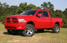 100 2009 Truck Of The Year Dodgeramlifted Truck Is Named For The Ram Hood Ornament