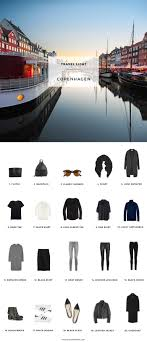 What To Pack For Copenhagen Denmark In The Fall Includes Carry On Travel Light Packing List 20 Items 10 Outfits 1