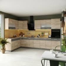küche l form alina mit hochschrank 180 x 350 cm küchenzeile