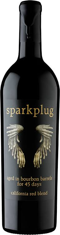 Sparkplug Red Blend Aged in Bourbon Barrels (750 ml)