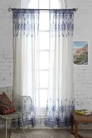 Pink Ruffle Curtains Urban Outfitters by Ruffle Gauze Curtain Urban Outfitters Master Bedrooms And