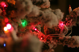 Flocking Christmas Tree Kit by Decorating Celebrate The Beauty Of Winter With Flocked Christmas