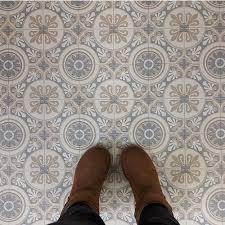 Creative Design Patterned Vinyl Flooring Peel Stick Floor Tiles