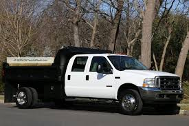 100 Ford F450 Dump Truck 2004