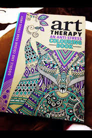 ART THERAPY AN ANTI STRESS COLORING BOOK On The Hunt