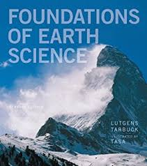 Foundations Of Earth Science Plus MasteringGeology With EText Access Card Package 7th Edition