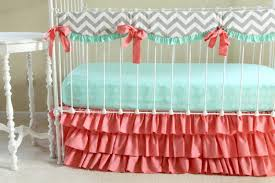coral bedding baby super mall tags coral and navy baby bedding