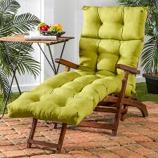 Amazon Patio Lounge Cushions by Amazon Com Greendale Home Fashions 72 Inch Indoor Outdoor Chaise